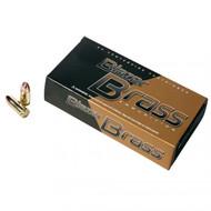 Blazer Brass 357 Mag, 158 Grain, JHP