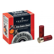 Federal Field & Range™ Steel Shotshells - .410 Bore, 3 in., 3/8 ounce, #6 Shot