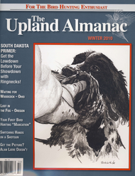 Upland Almanac Winter 2010/Vol 13 #3