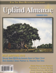 Upland Almanac Summer 2010/Vol 13 #1