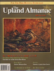 Upland Almanac Autumn 2009, Vol 12 #2