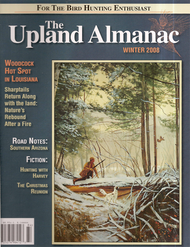 Upland Almanac Winter 2008, Vol 11 #3