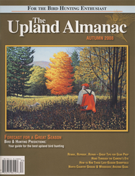 Upland Almanac Autumn 2008, Vol 11 #2