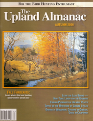 Upland Almanac Autumn 2006, Vol 9 #2
