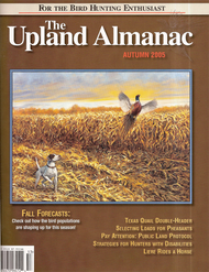 Upland Almanac Autumn 2005, Vol 8 #2