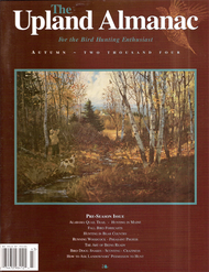 Upland Almanac Autumn 2004, Vol 7 #2