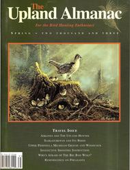 Upland Almanac Spring 2003, Vol 5 #4