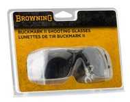 Buckmark II Shooting Glasses - Clear