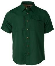 Phenix Shooting Shirt, Short Sleeve- Dark Olive