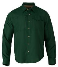 Phenix Shooting Shirt, Long Sleeve- Dark Olive