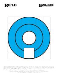 Handgun Targets (1 pad/20 targets)