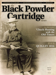 Black Powder Cartridge News 95 Fall 2016