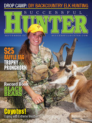 Successful Hunter 89 September 2017