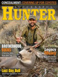 Successful Hunter 90 November 2017
