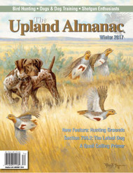 Upland Almanac Winter 2017