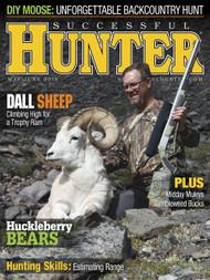 Successful Hunter 93 May 2018