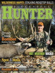Successful Hunter 95 September 2018