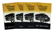 Stewart Edward White Series Set (set of 4 books)