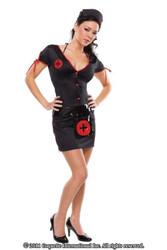 KNOCKOUT NURSE sexy women halloween costume S/M