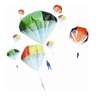 TOY PARACHUTE tangle free kids boys girls gift fun toy AEROMAX 2000