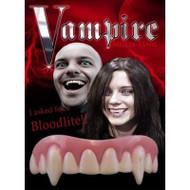 VAMPIRE FANGS novelty teeth dracula halloween costume true blood vamp adult