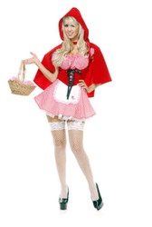 Red Riding Hood Adult XSmall