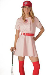 ROCKFORD PEACHES Costume L/XL