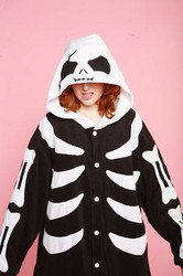 Skeleton Womens Pajamas