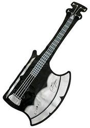 KISS Guitar Purse