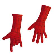 Kids Spiderman Long Gloves