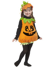 PUMPKIN kids infant jack toddler baby romper boys girls halloween costume 12/18M
