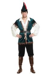 ROBIN HOOD elf renaissance adult mens costume L