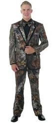 MOSSY OAK TUXEDO SET alpine tux wedding prom formal camo duck dynasty XL