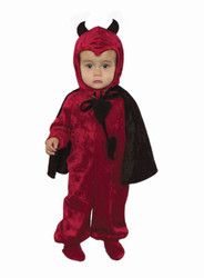 DEVIL CHILD boys girls kids costume halloween XS