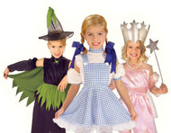 WIZARD of OZ 28 pc DRESS UP TRUNK Dorothy girls costume