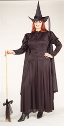 WICKED WITCH west wizard of Oz womens halloween costume plus size XL 16-22