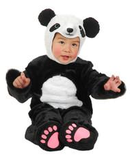 LITTLE PANDA BEAR boys girls toddler cute animal halloween costume 2T 4T