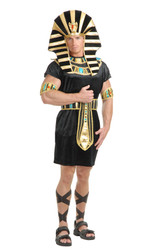 King Tut mens large costume