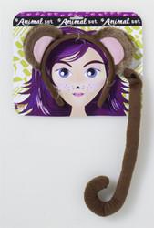 Monkey Costume Accessory Kit