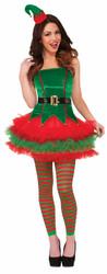 Sassy Elf Women's Costume M/L
