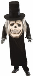 Big Face Reaper Boy's Costume
