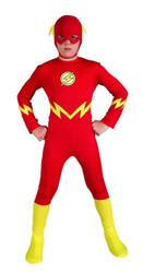 The Flash Kids Costume
