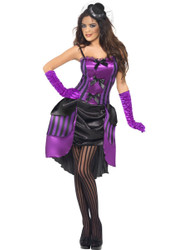 Adult Burlesque Lolita Darling Costume