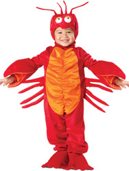 Lil Lobster Childrens Costume Boys Girls