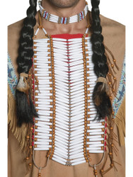 Western Non Native Indian Breastplate Costume Accessory