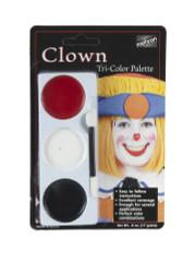Tri-Color Palette - Clown