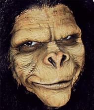 Woochie Ape Man Foam Latex Prosthetic