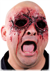 Woochie See No Evil Gouged Eyes Latex Prosthetic
