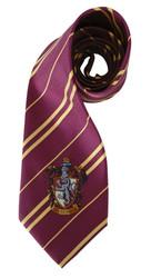 GRYFFINDOR NECKTIE tie neck Harry Potter scholar boys mens halloween costume