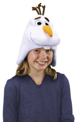 Olaf Hoodie Hat Frozen Disney Costume Accessory